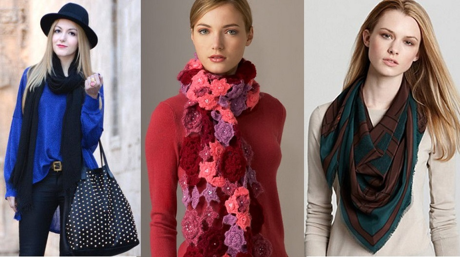 Ways To Select The Right Scarf For You