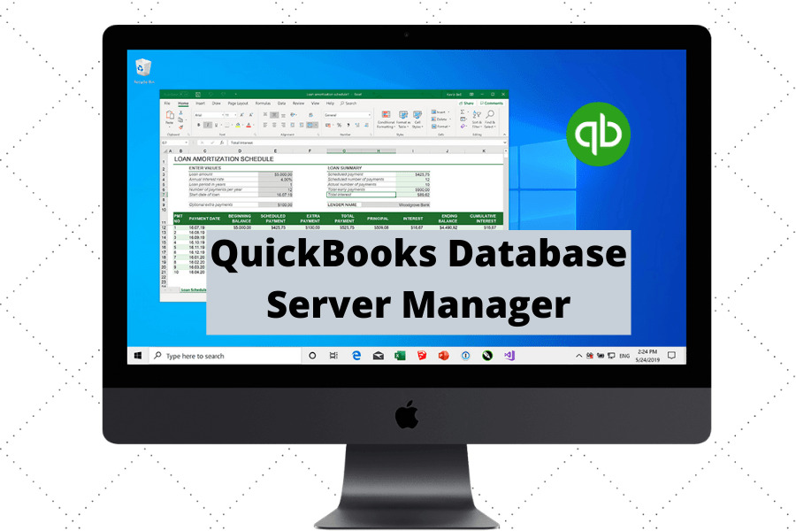 QuickBooks Database Server Manager