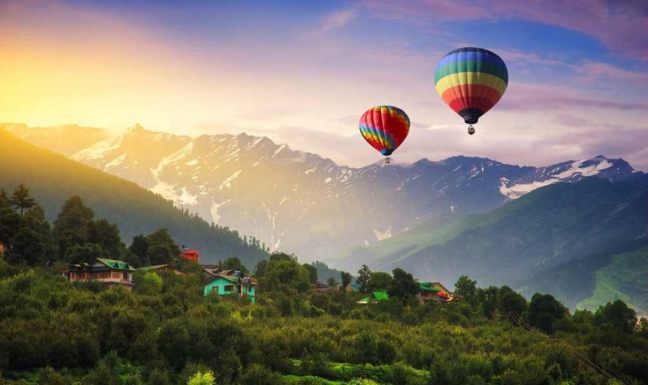Indian Hill Stations Are Wonders of Nature