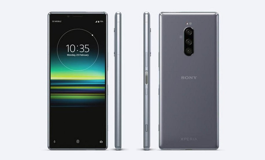 Sony Xperia 1 II Strange name, crazy features