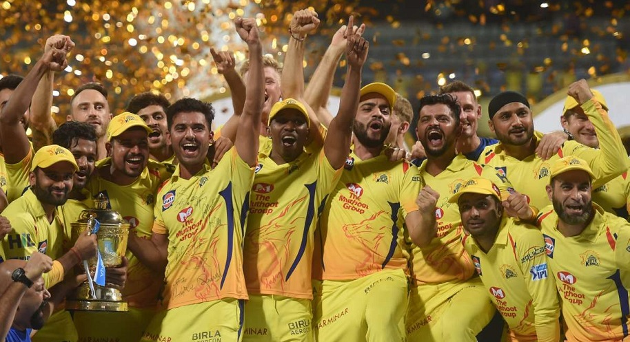 Best Playing XI of Chennai Super Kings
