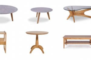 Different Modern Coffee Table Materials and Their Perks