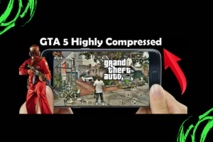 Download Highly Compressed GTA 5 iSO PPSSPP Game