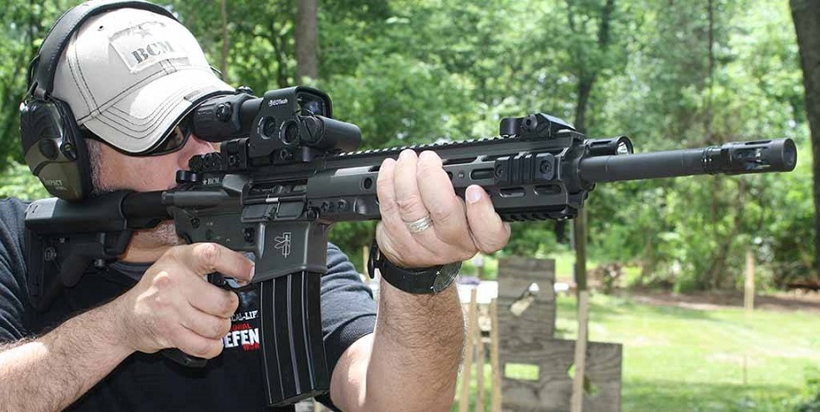What is an AR-15 Rifle Olympic Air Rifle Reviews