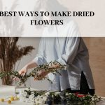 Best Ways To Make Dried Flowers For Future Purpose