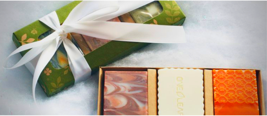 Captivating Custom Soap Packaging for Chamomile Mood Booster Bars