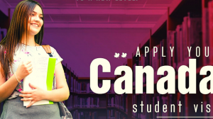 How can students apply for a Canadian Study Visa