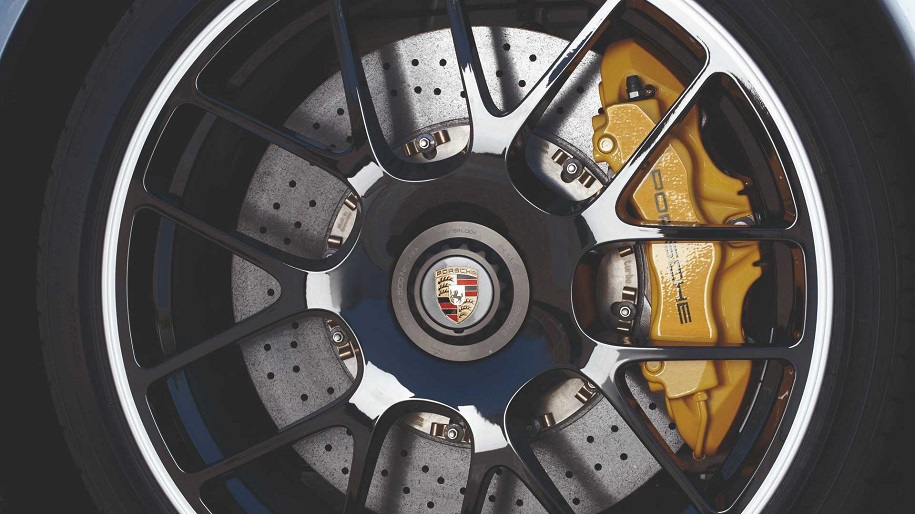 Porsche 911 Tires and Wheels A Comprehensive Overview