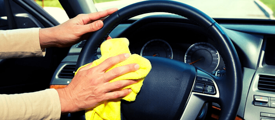 Steps To Follow For Car Interior Cleaning Services