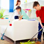 Guide for Cleaning Your Home by Yourself