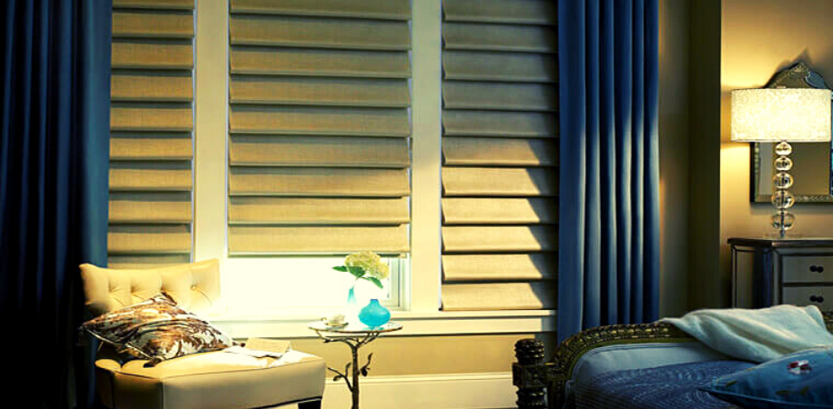 Roman Blinds The Final Touch To The Rooms Of Your Home