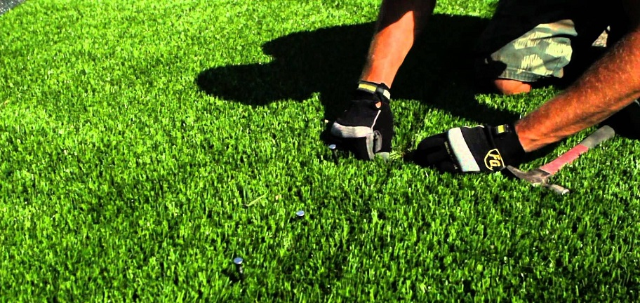 Artificial Grass Easy Installation Guide With Simple Steps