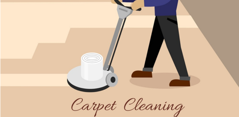 Some Time-Savvy DIY Carpet Cleaning Solutions