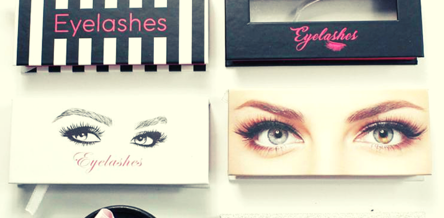 Contemporary Eyelash Box Packaging for Adding Appeal to your Offerings