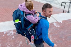 Special 4 Features of a Child Carrier Backpack