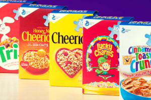 The Value Provided By Cereal Boxes In The Bakery Business