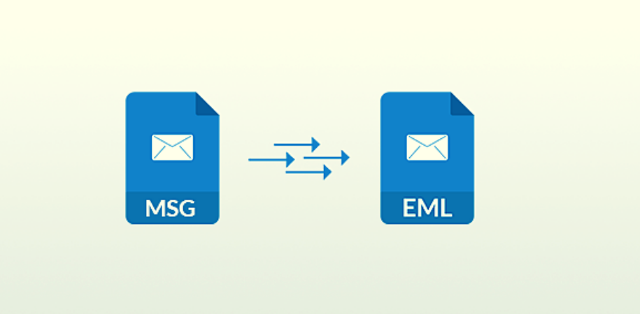 Easiest Way to Convert MSG File to EML Format- A Complete Guide