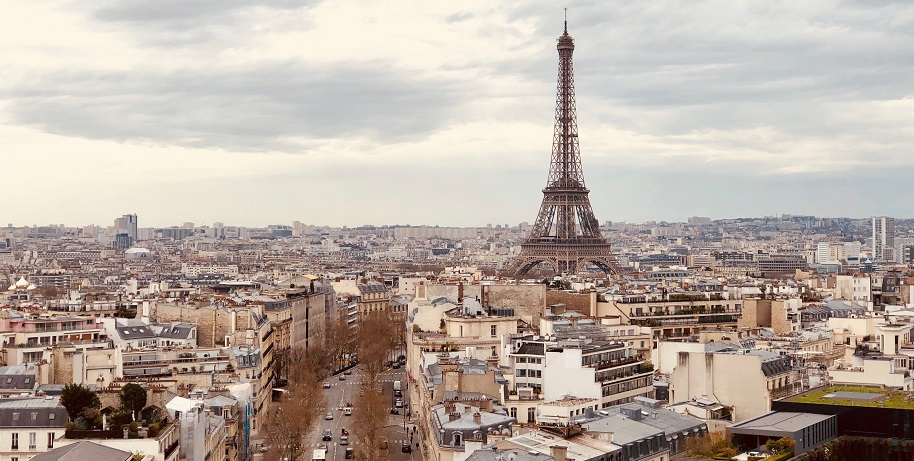 Off in an Unexpected Direction 12 Mystery Spots in Paris