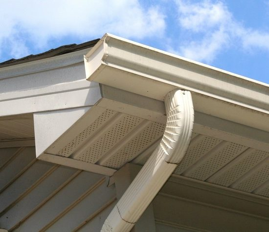 Clean Your Roof Gutters Without Using Climb a Ladder by Gutter Sucker