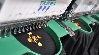How To Bring Perfection In Embroidered Logo With 4 Steps