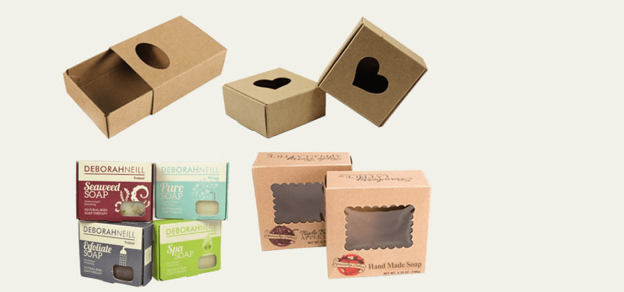Custom Soap Boxes that give you full liberty of customizing