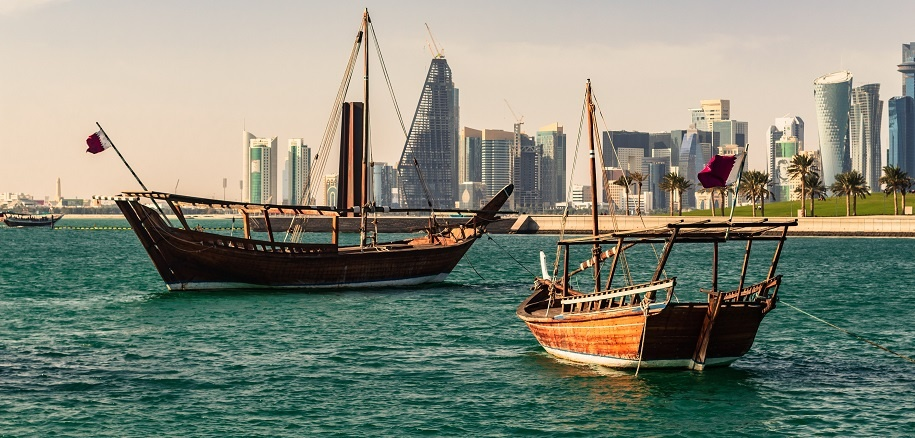 The Riches of the Historical Doha, Qatar