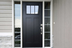 What Type of Material is Right for Your Front Door